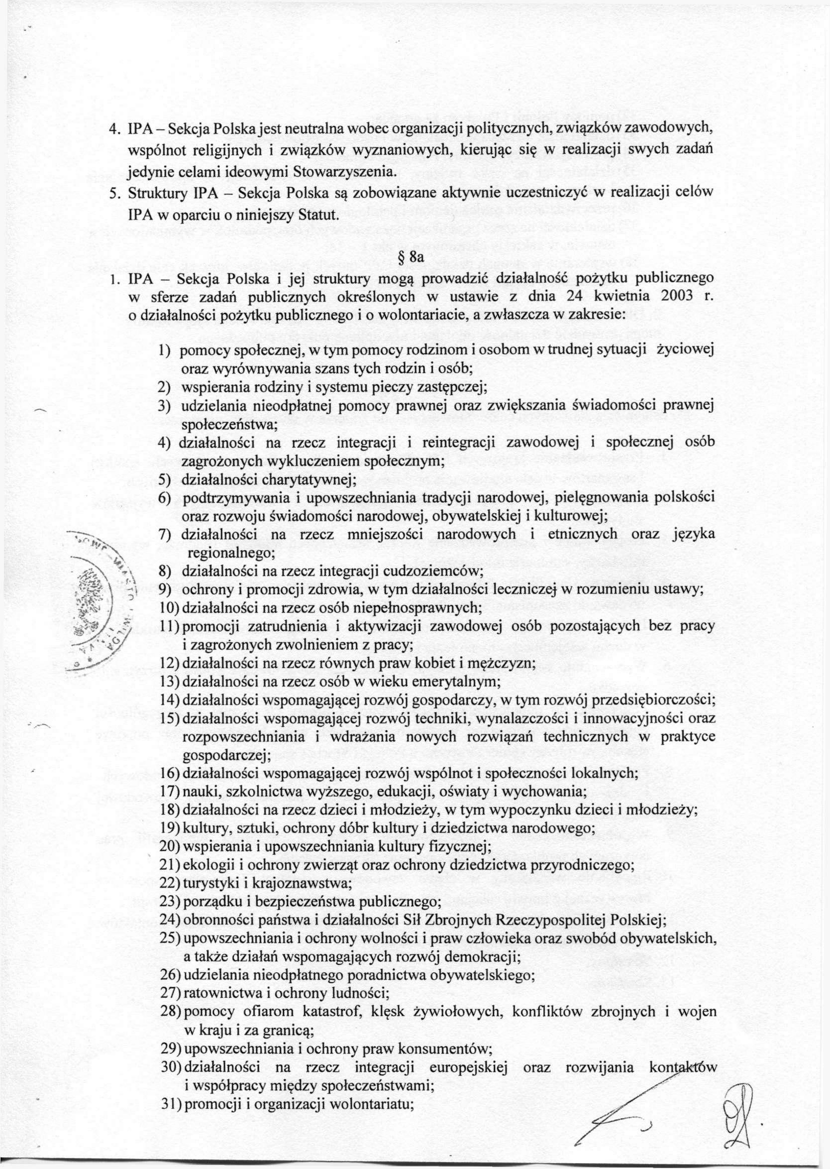 Statut IPA X-2018-03