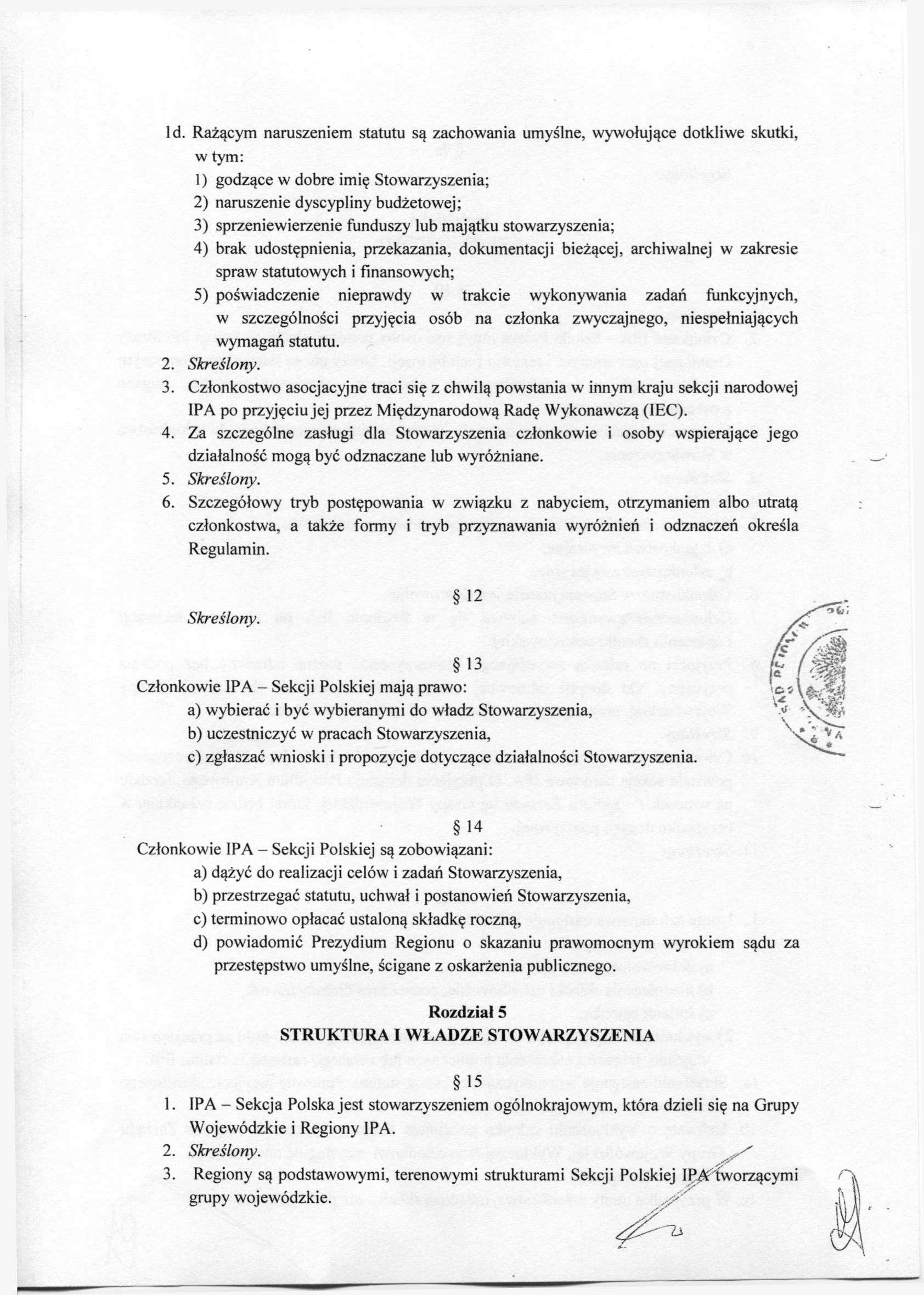 Statut IPA X-2018-06