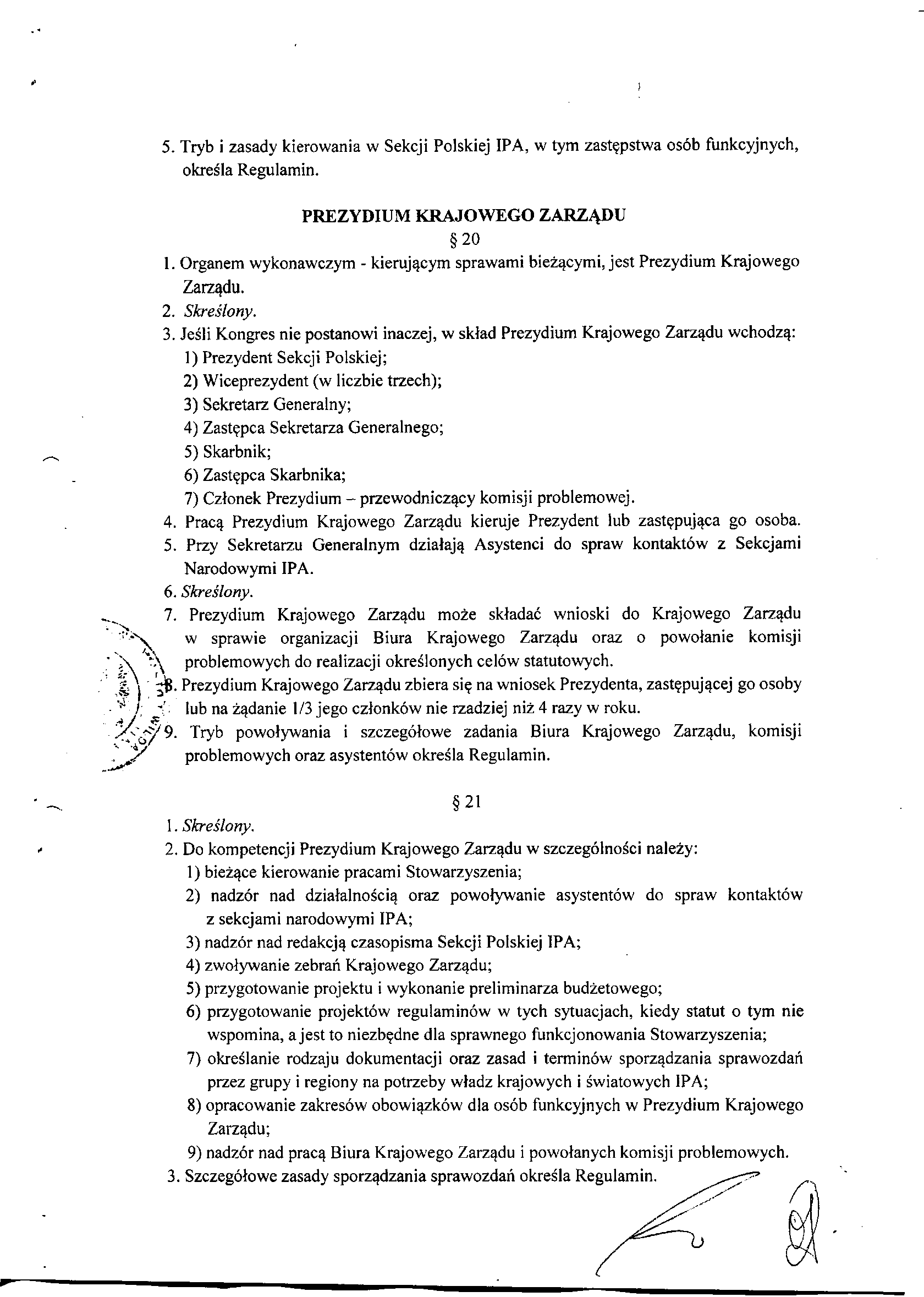 Statut IPA X-2018-11