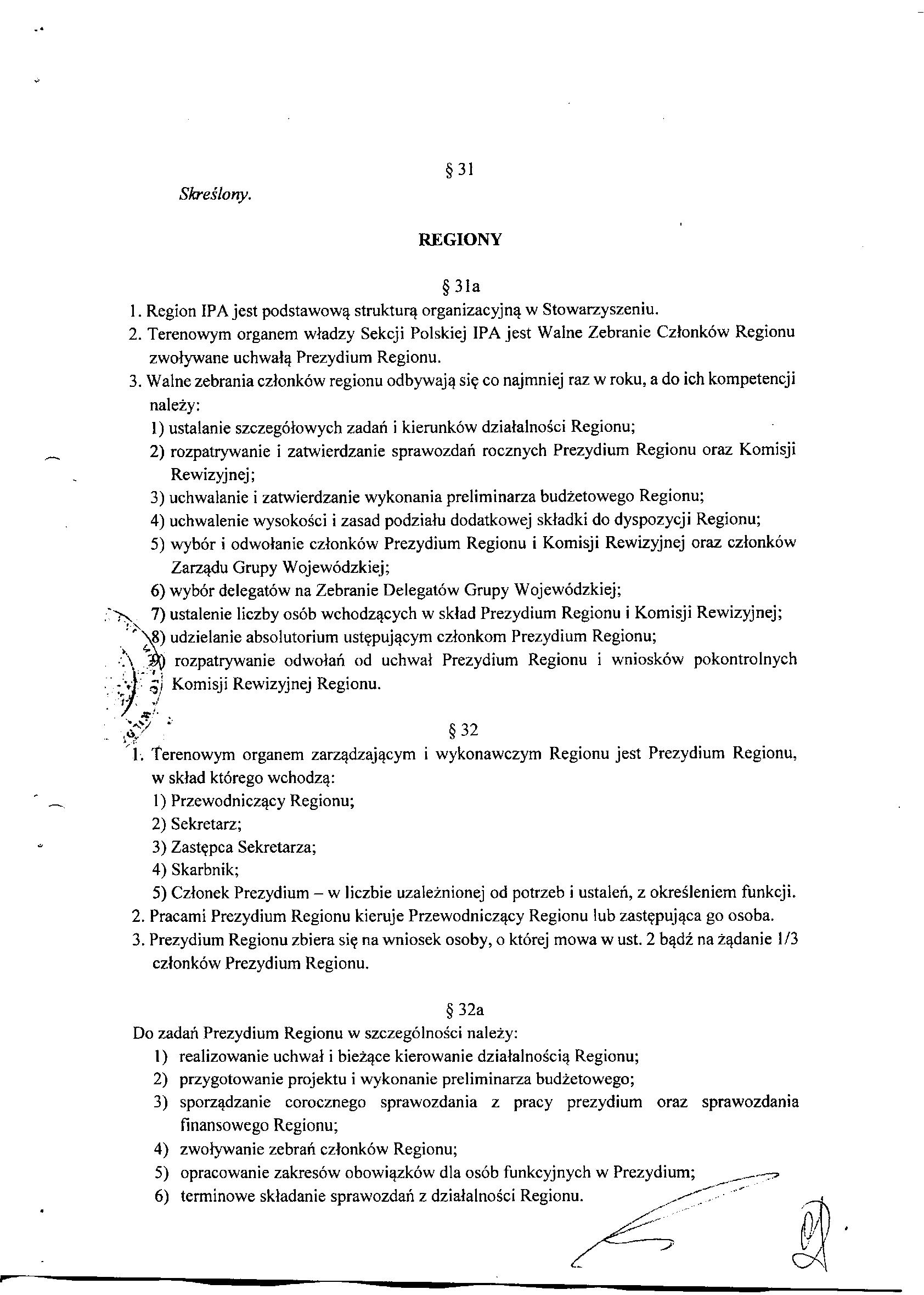 Statut IPA X-2018-15