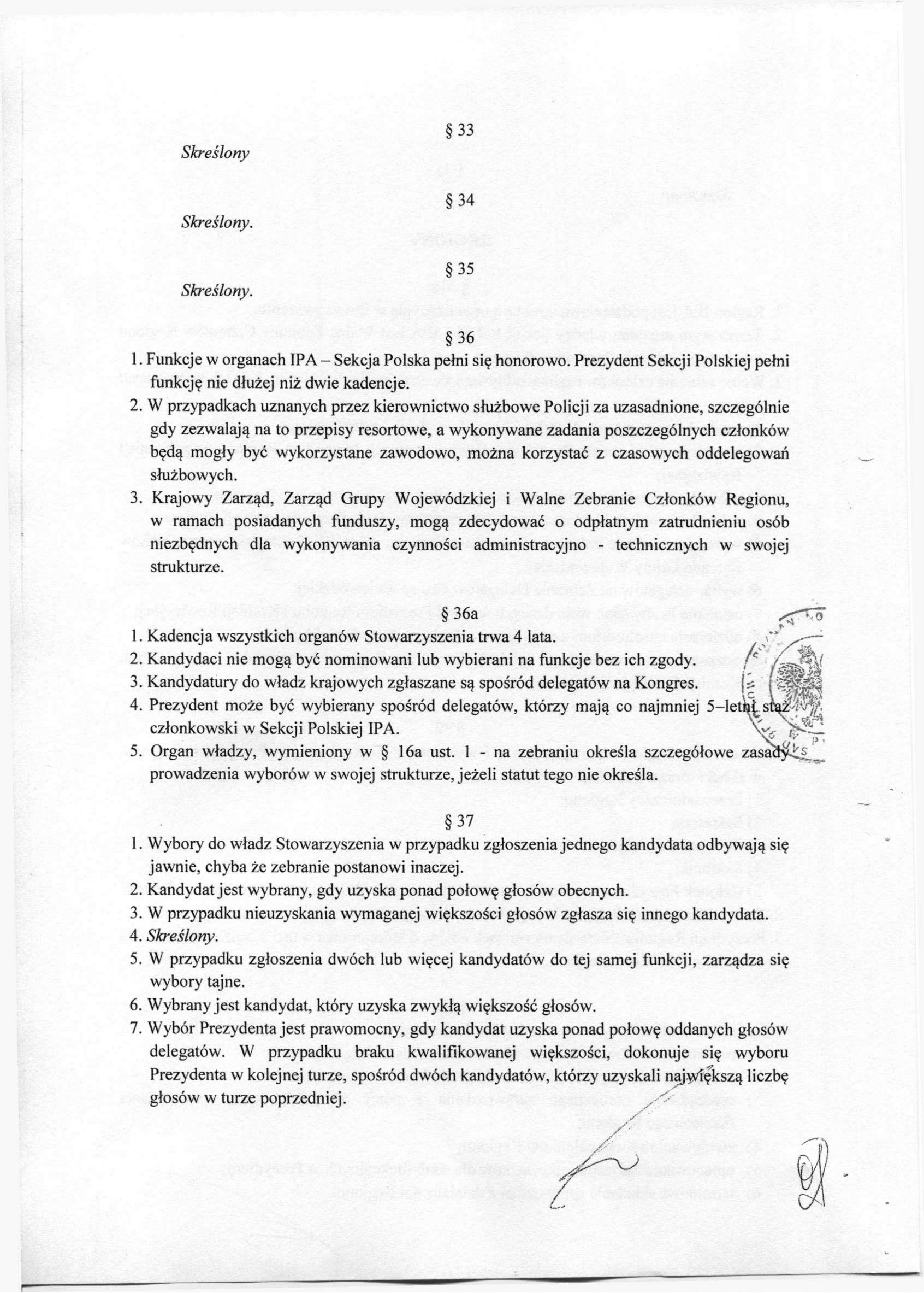 Statut IPA X-2018-16